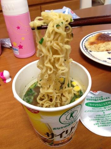 【ストレスフリーのダイエット飯】このカップ麺なら食ってよしっ!