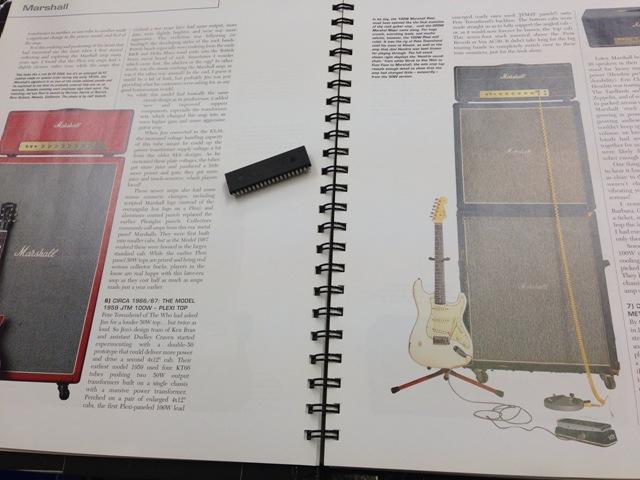 【デジタルエフェクターを作ってみる】第3回 オーディオ処理の心臓部はコイツ の巻