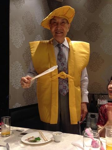 祖父の米寿 から SNS考察