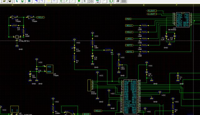 【デジタルエフェクターを作ってみる】第5回 回路図を描いてみる の巻