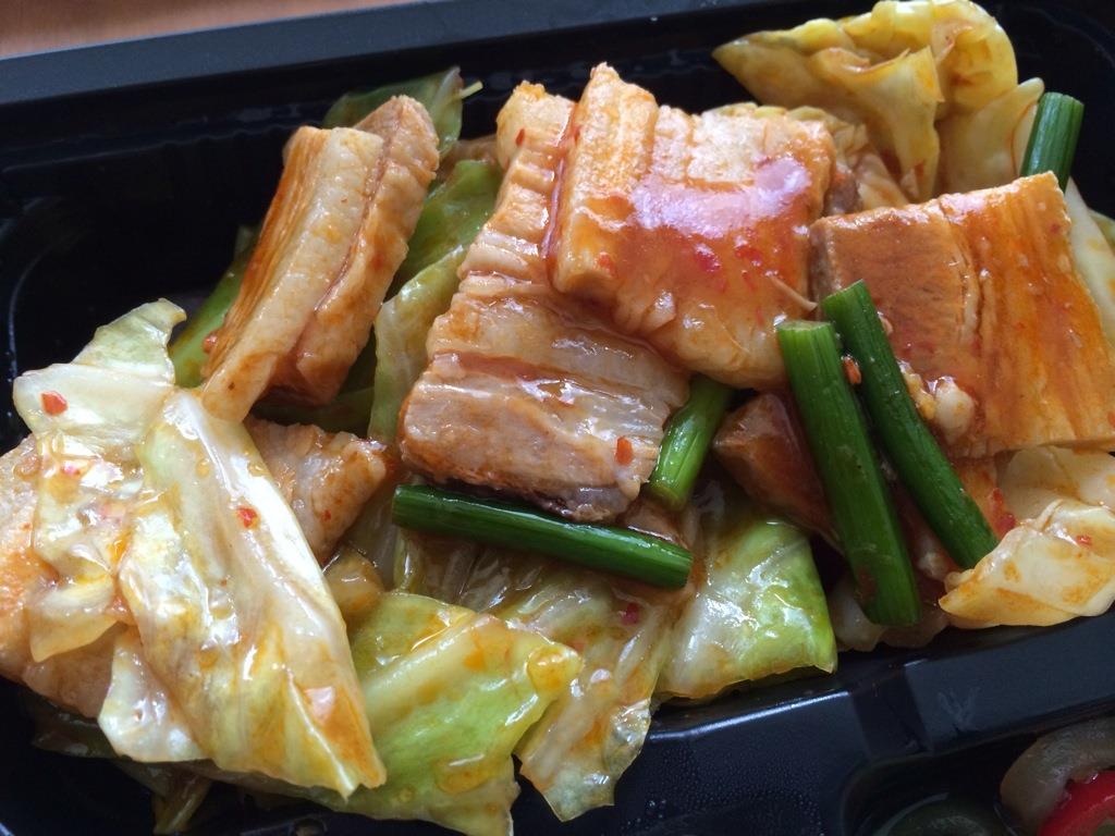 【激安380円弁当】だけど、ちゃんと手作り中華。東池袋「口福(こうふく)」の弁当を食べてみたよ