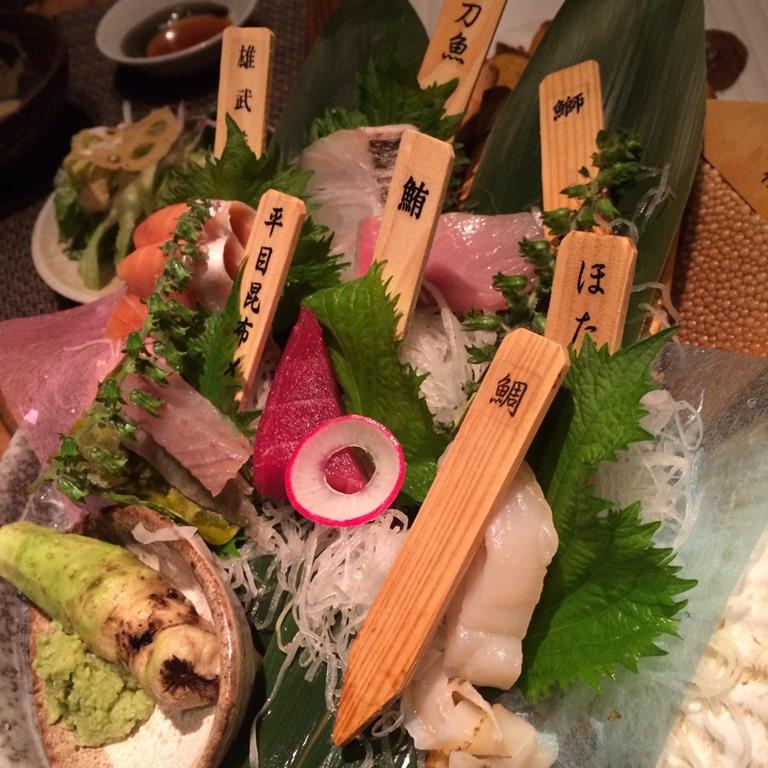 【日本酒と海鮮うまし!】魚魯魚魯(ぎょろぎょろ) 品川インターシティ店でディナーミーティング