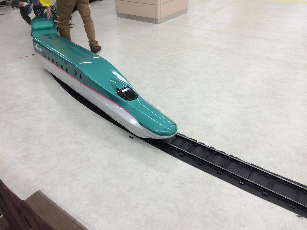 わくわく鉄道ランド2014に行ってきましたよ!