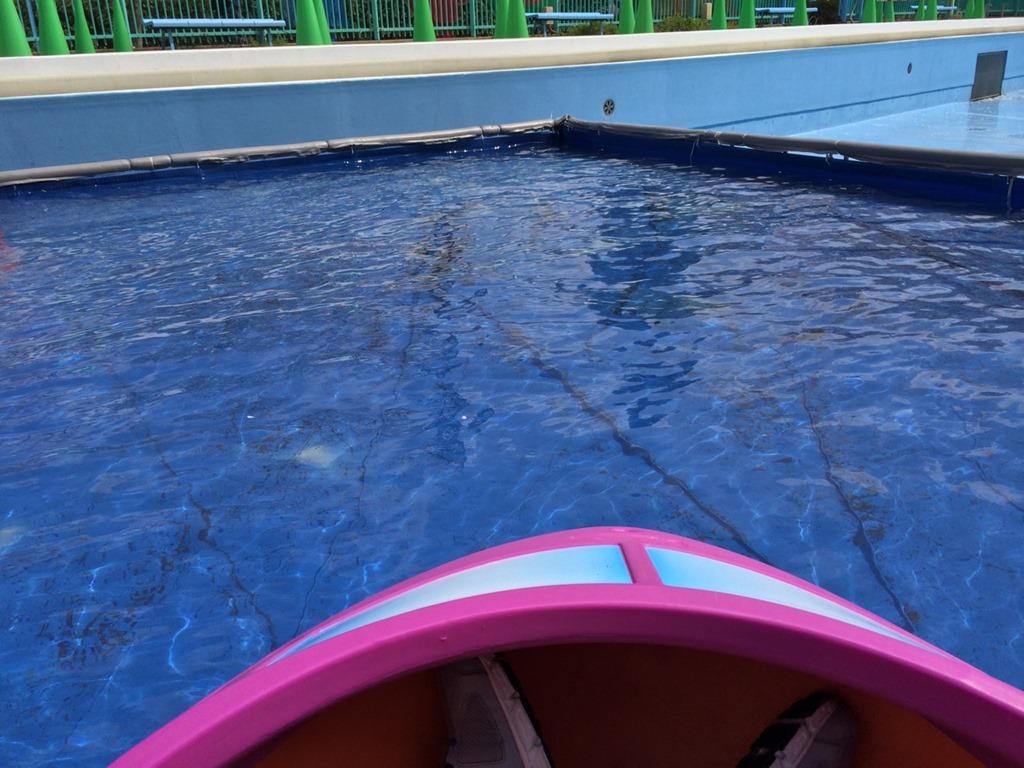 【期間限定】あらかわ遊園のアクアボートを漕ぎまくる の巻