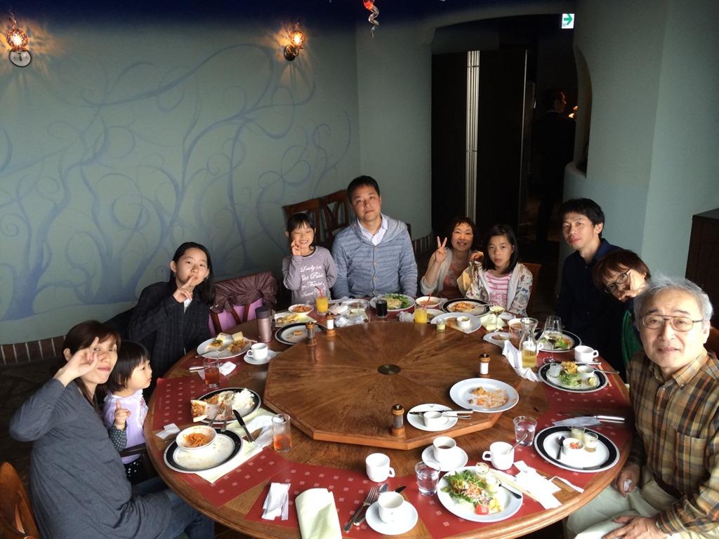 東京ドームホテル43階「アーティストカフェ」でランチブッフェを食す の巻