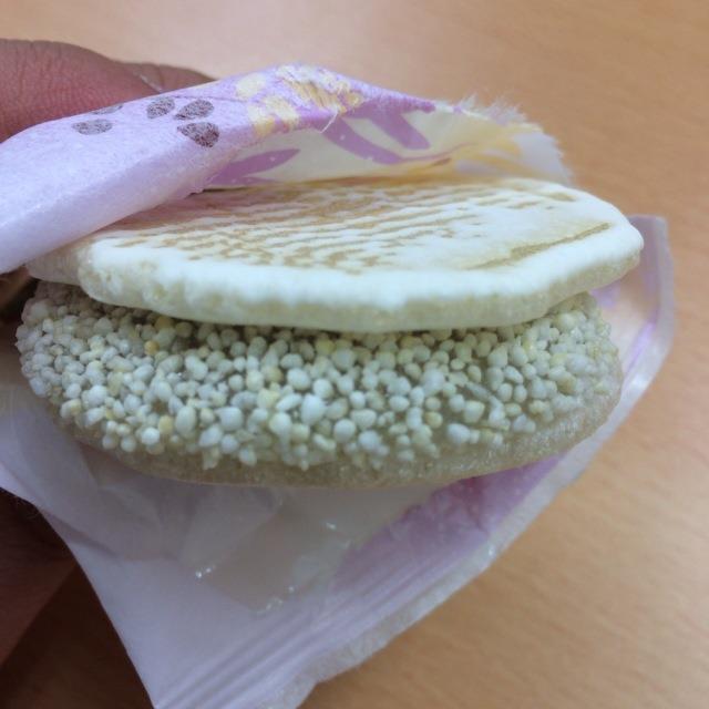 岡山の敷島堂のお菓子「夢二の宵待草」を食す の巻