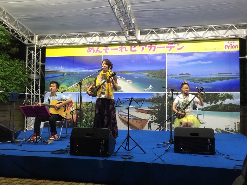 【ビアガーデンもあるさー】サンシャインシティ 沖縄めんそーれフェスタ2014 で食べて飲んで踊る の巻