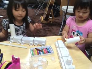 六花そば 東池袋店でイカ天そばに春菊の天ぷらを追加したよ の巻