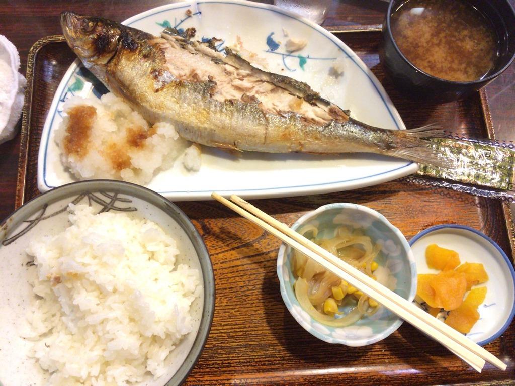 【子持ちにしんの焼き魚定食が旨い!】大塚駅徒歩3分の和食「桂」でランチ の巻