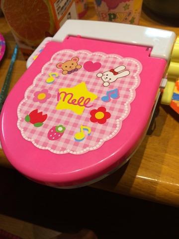 【おもちゃレビュー】メルちゃんといっしょにおトイレ