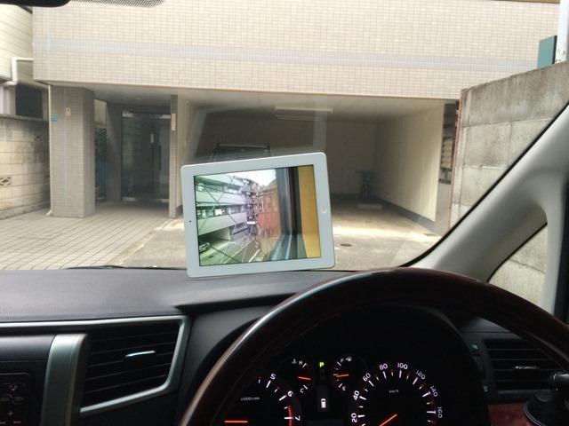ネットワークカメラQwatchで出庫時の安全確認&HDMI用ビューワQwatchTVを使って猫の様子を見てみる の巻